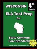 Wisconsin 4th Grade ELA Test Prep, Teachers Treasures, 1484121481