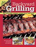 Backyard Grilling, Jim Casada and Ann Casada, 1589231481