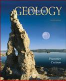 Physical Geology, Plummer, Charles C. and Carlson, Diane H., 0073051489