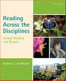 Reading Across the Disciplines : College Reading and Beyond, McWhorter, Kathleen T., 0321921488
