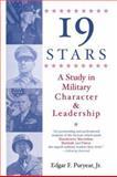 Nineteen Stars, Edgar F. Puryear, 0891411488