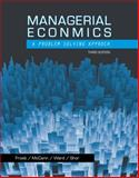 Managerial Economics, Froeb, Luke M. and McCann, Brian T., 1133951481