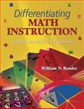 Differentiating Math Instruction : Strategies That Work for K-8 Classrooms!, , 0761931481
