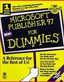 Microsoft Publisher 97 for Dummies, Sosinsky, Barrie and Dummies Technical Press Staff, 0764501488