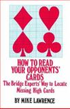 How to Read Your Opponent's Cards, Mike Lawrence, 0910791481