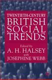 Twentieth-Century British Social Trends, , 0333721497