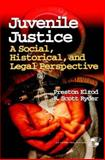 Juvenile Justice : A Social, Historical, and Legal Perspective, Elrod, Preston and Elrod, H. Preston, 0834211491