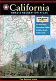 California Road and Recreation Atlas, Benchmark Maps (Firm), 0929591496