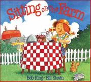 Sitting on the Farm, Bob King, 1550741497