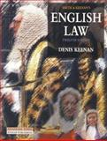 Smith and Keenan's English Law, Keenan, Dennis, 0273631497