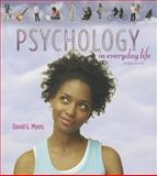 Psychology in Everyday Life and PsychPortal access Card, Myers, David G., 1429291494