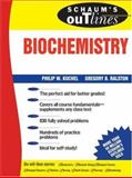 Schaum's Outline of Biochemistry, Kuchel, Philip W., 0070361495