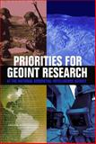 Priorities for GEOINT Research at the National Geospatial-Intelligence Agency, National Research Council Staff and Mapping Science Committee, 0309101492