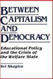 Between Capitalism and Democracy 9780897891493