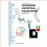 Designing Universal Knowledge, Gerlinde Schuller, 3037781491