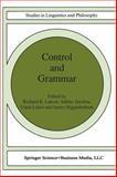 Control and Grammar 9789048141494