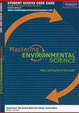 Environment : The Science Behind the Stories, Withgott, Jay H. and Brennan, Scott R., 0321721497