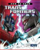 Transformers: How to Draw Transformers, Nick Roche, 1613771495