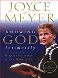 Knowing God Intimately 9781410401496