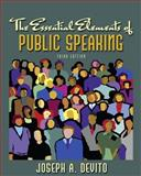 Essential Elements of Public Speaking, Devito and DeVito, Joseph A., 0205661491