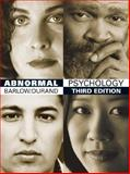 Abnormal Psychology : An Integrative Approach, with InfoTrac College Edition, Barlow, David H. and Durand, V. Mark, 0534581498