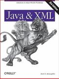 Java and XML, Edelson, Justin and McLaughlin, Brett D., 059610149X