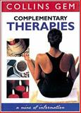 Complementary Therapies, Marie Farquharson, 000710149X
