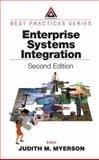 Enterprise Systems Integration, Judith M. Myerson, 0849311497