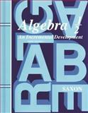 Algebra 1-2, John Saxon, 1565771494