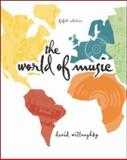 The World of Music, Willoughby, David, 0072491507