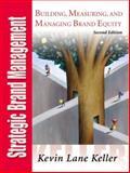 Strategic Brand Management, Keller, Kevin Lane, 0130411507