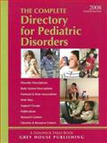 The Complete Directory for Pediatric Disorders, , 1592371507