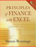 Principles of Finance with Excel, Benninga, Simon, 0195301501