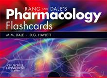 Rang and Dale's Pharmacology Flash Cards, Dale, Maureen M. and Haylett, Dennis G., 1416061509