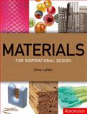 Materials for Inspirational Design, Chris Lefteri, 2940361509