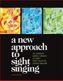 A New Approach to Sight Singing, Berkowitz, Sol and Fontrier, Gabriel, 0393911500