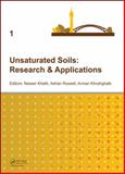 Unsaturated Soils: Research and Applications, , 1138001503