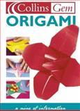 Origami, Harper Collins Publishers, 0007101503