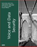 Data and Voice Security, Davis, Roger, 0672321505