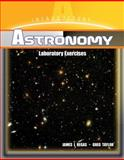 Introductory Astronomy Laboratory Exercises, Taylor, Gregory and Regas, James L., 0757561500