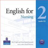 English for Nursing, Level 2, Pearson Education and Symonds, Maria Spada, 1408291509