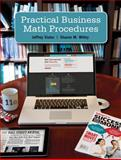 Practical Business Math Procedures, Slater, Jeffrey and Wittry, Sharon, 007770150X