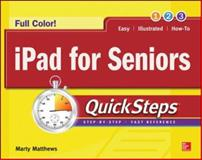 iPad for Seniors, Marty Matthews, 0071821503