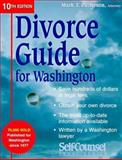 Divorce Guide for Washington, Mark T. Patterson, 1551801507