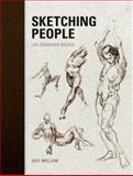 Sketching People, Jeff Mellern, 1600611508