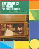 Experiences in Math for Young Children, Charlesworth, Rosalind, 1111301506