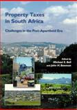 Property Taxes in South Africa : Challenges in the Post-Apartheid Era, , 1558441506