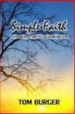 Simple Faith, Tom Burger, 1495211509