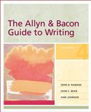 The Allyn and Bacon Guide to Writing, Ramage, John D. and Bean, John C., 0321291506