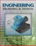 Engineering Drawing and Design, Jensen, Cecil H. and Helsel, Jay D., 0073521515